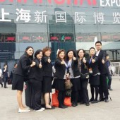 SHANGHAI CHINA BEAUTY EXPO 2014 (7-9 May 2014)
